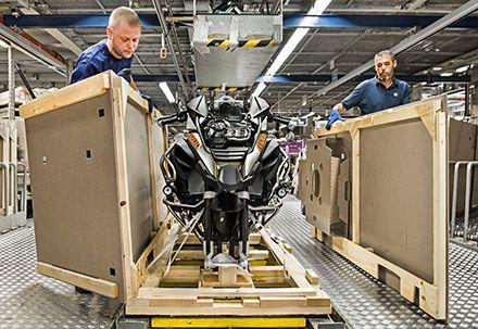 BMW emballage