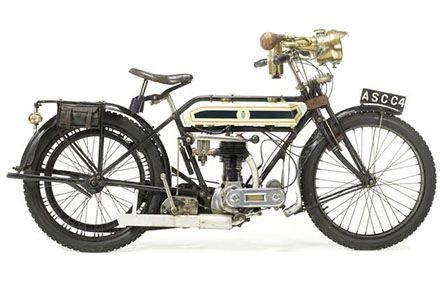 1915 model H